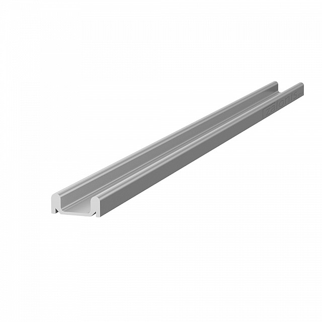 LOWER GLASS RAIL 5m